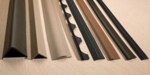 Roppe vinyl transition strips